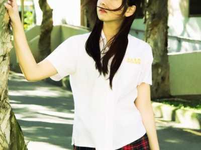 女生照片组图 非常干净漂亮的女学生装扮